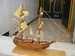 Bateaux décoratifs