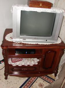 التلفزيون ، والصوت ، وهوم سينما