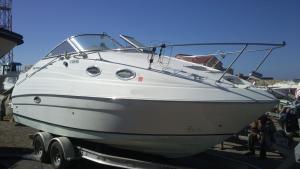 Vente jolie bateau de plaisance luxe
