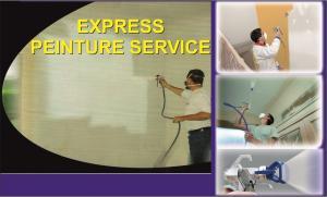EXPRESS PEINTURE SERVICE