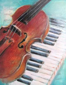 professeur de musique