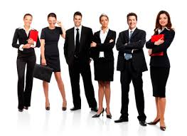 recrute commercial
