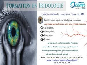 Formation en Iridologie