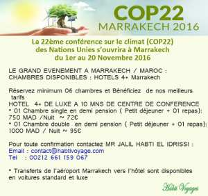 LE GRAND EVENEMENT A MARRAKECH / MAROC