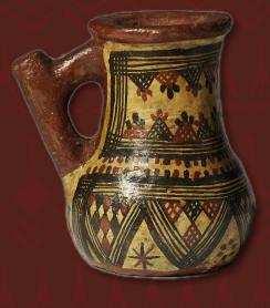 Cherche poteries anciennes de toute l'Algérie