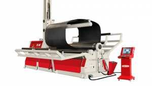 Rouleuses croqueuses hydrauliques CNC