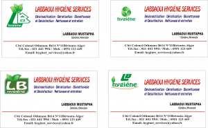 entreprise de nettoyage et entretien,dératisation,désinsectisation et désinfection