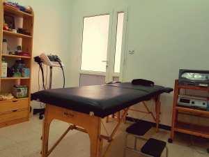 Cabinet de kinésithérapie et rééducation fonctionnelle