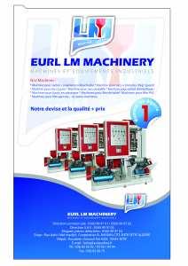 Equipement & matériaux d'emballage en algerie obtenir une meilleure affaire avec EURL dragon machines