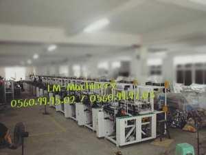 : Entreprises lm machinery- Machines et matériel pour la fabrication de sacs et sachets en matières plastiques - Algérie