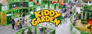 kiddy garden فضاء للعب والمرح للاطفال