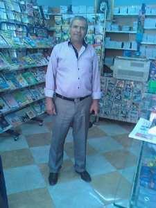وفاة الصديق والحبيب الحاج صالح بولعزيز