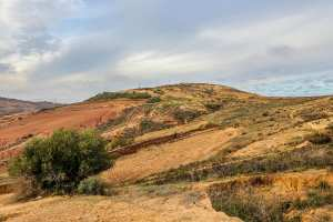 Vente terre agricole de 37 Hectares à Oulhaça