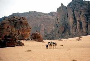 Réservez votre voyage a desert tassili n'ajjer