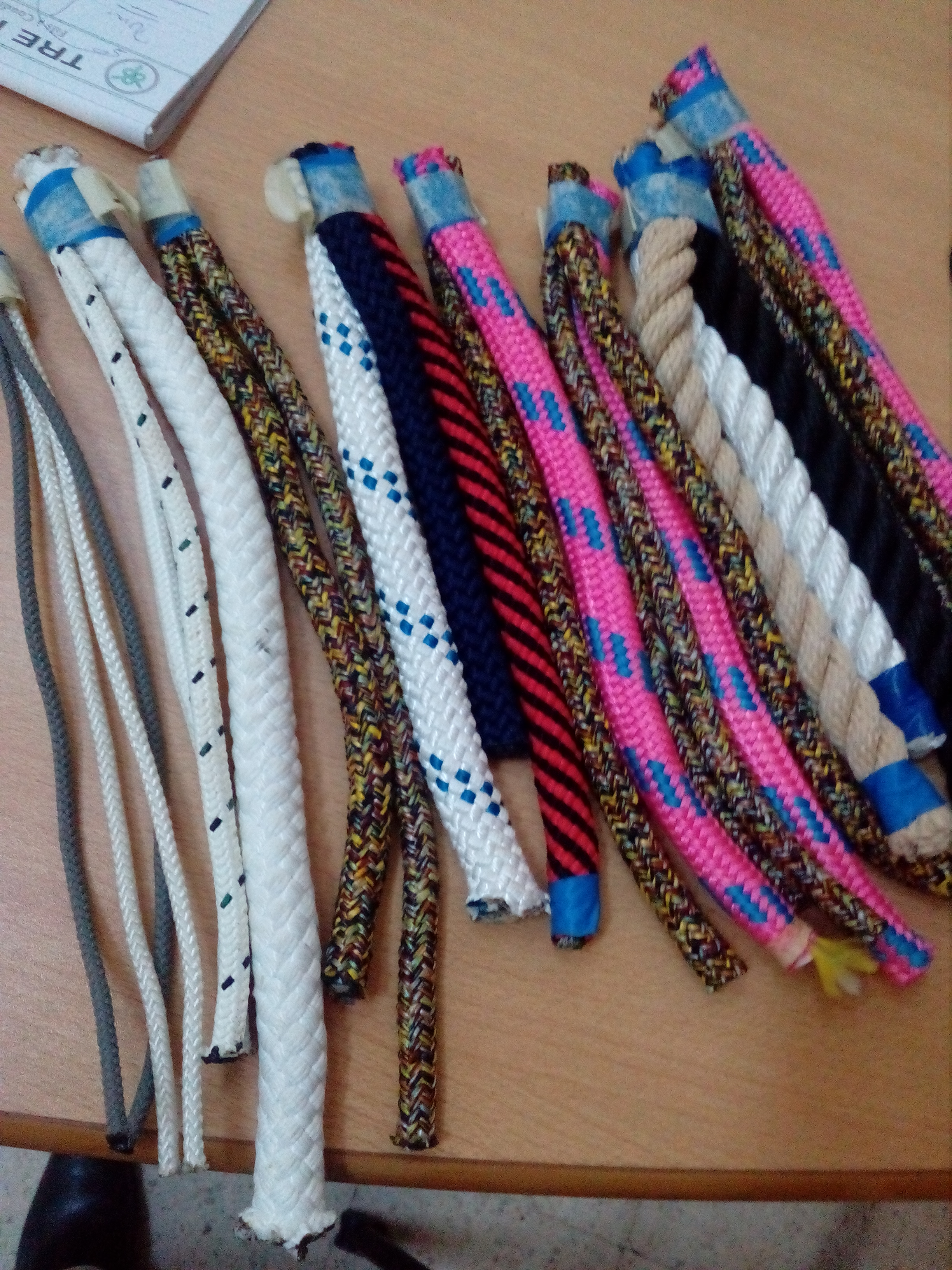 Cherche importateurs cordes pour le marché Algérien
