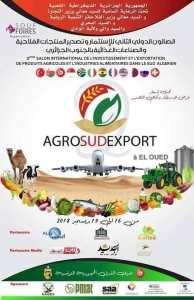 2e salon international de l'investissement et l'exportation de produits agricoles et l'industrie alimentaire dans le Sud à El Oued