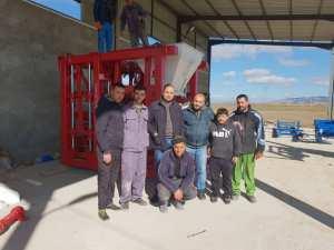 🔹🔸 Machine pour faire des briques en Algerie | Fabrication brique 🔹🔸