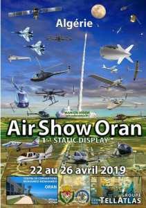 Air Show Oran 2019