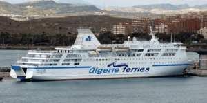 transport maritime: plus de 80 dessertes à partir d'Oran pour la saison estivale prochaine.