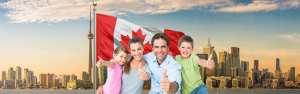 Canada - un endroit parfait pour vivre Profitez de la meilleure qualité de vie au Canada.