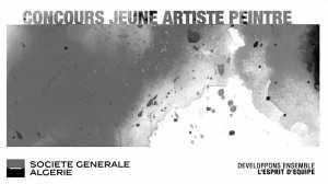 Société Générale Algérie : Concours Jeune artiste peintre
