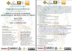 Appel à communication : Département d'Architecture de l'Université de Tlemcen