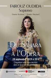 Fairouz Oudjida -Soprano