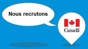 L'Ambassade du Canada en Algérie recrute un Gestionnaire- Professionnel des technologies de l'information