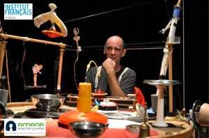 Le petit cirque Laurent Bigot Organisé par Institut Français Tlemcen le 28 octobre 2019