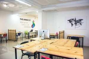 THE ANNEX DZ , Plus qu'un espace de coworking ...