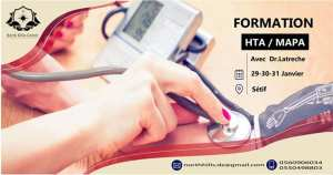 Formation Hypertension artérielle et MAPA
