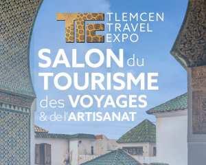 Tlemcen Travel Expo · Organisé par Nova event et Centre des Arts et des Expositions Tlemcen