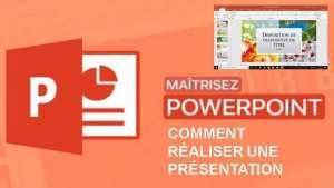 Comment réaliser une présentation avec PowerPoint Organisé par مدرسة ترايكتال للغات و التسيير