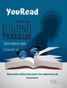 Youthink Club Tlemcen organise #YOUREAD