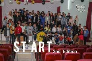 ST'Art 2nd Edition · Organisé par Creativity To Make a Smile الإبداع لصنع البسمة