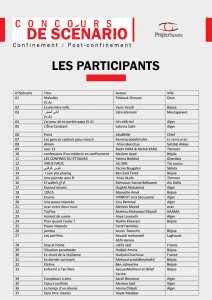 Association Project'heurts #communiqué_concours_scénario