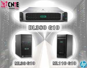 EURL CNIE vous propose ces trois serveurs informatiques de marque HPE disponibles de suite :