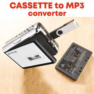 Cassette to Mp3