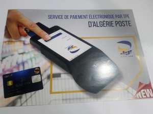 promouvoir le E.payment dans notre villevia la carte monétique dhahabia d'algérie poste