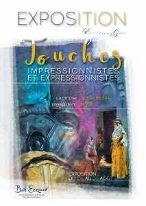 La galerie Ezzou'art à le plaisir de vous inviter au vernissage de l'exposition « Touches impressionnistes et expressionnistes »