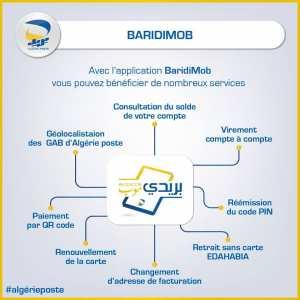 Algérie Poste بريد الجزائر #BaridiMob