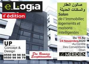 Salon E-logia Salon de l'immobilier, Logements et Maisons Intelligentes