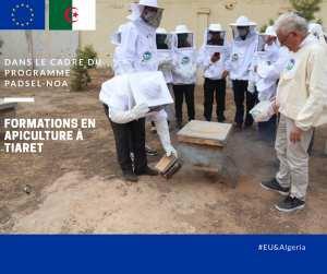 L'Union européenne en Algérie accompagne les personnes en situation de handicap !