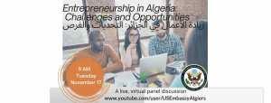 Entrepreneurship in Algeria: Challenges and Opportunities