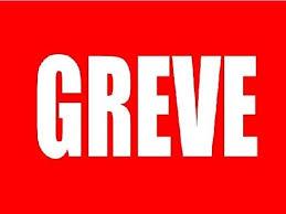 Grève général le 10/04/2019