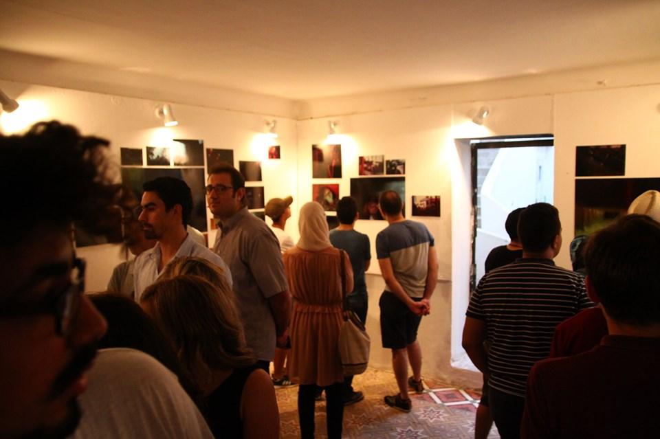 Atelier Photographie Session 2019-2020 · Organisé par La Maison De La Photo