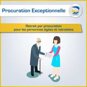 Algérie Poste بريد الجزائر - #Procuration_Exceptionnelle