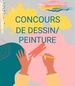 Concours de dessin/peinture destiné aux enfants (de 5 à 12 ans), sous le thème #DessineMoiLePatrimoineOranais.