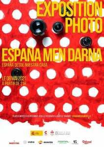 EXPOSITION PHOTO « ESPAÑA MEN DARNA »