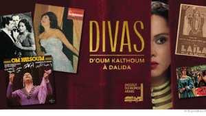 Les Divas du Monde Arabe en exposition du 19 mai au 26 septembre à Paris